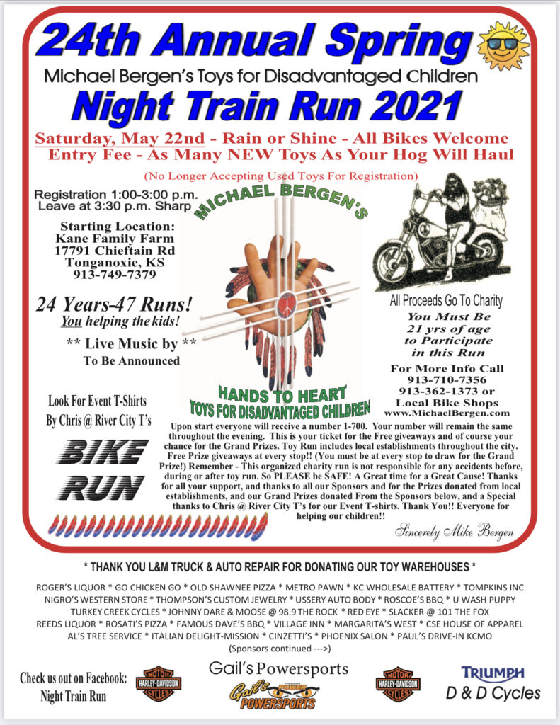Night Train Run 2021